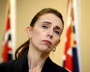 A man was arrested on Tuesday for threatening to kill Prime Minister Jacinda Ardern. Photo: Getty...