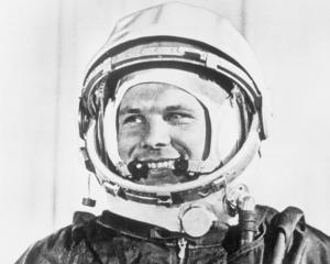 Yuri Gagarin. Photo: Getty Images