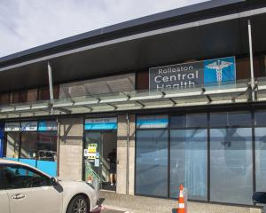 Rolleston Central Health. Photo: Geoff Sloan