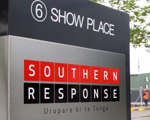 Southern Response. Photo: Geoff Sloan