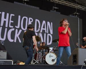 Jordan Luck Band and a stacked lineup of other New Zealand musicians will perform at Selwyn...