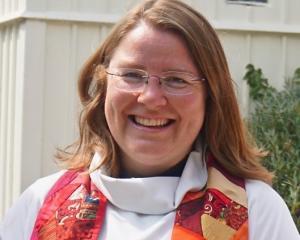 Reverend Stephanie Clay. Photo: Supplied