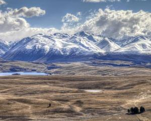 The Mackenzie Basin is the only place in the country where it is still possible to see the entire...