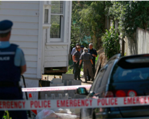 Police are now officially treating the human remains found on Marlborough St, Mt Eden, Auckland,...