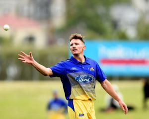 Nathan Smith is set to leave the Otago Volts for Wellington. Photo: Getty Images