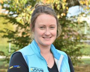 Nicole McLaren is the new Otago Secondary School Sports Association regional director. PHOTO:...
