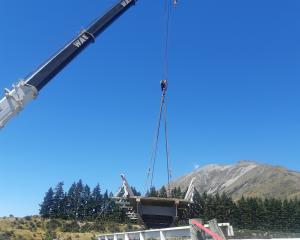 Two Ohau bridges are strengthened by the Waitaki District Council after the rescue of native...