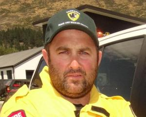 Central Otago Deputy Principal Rural Fire Officer Bobby Lamont says the fire danger is extreme or...