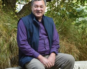 The Rev Dr Wayne Te Kaawa. PHOTO: ODT FILES