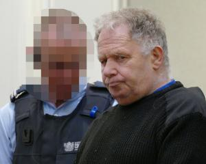 Richard Wekking (64) continues to claim his victims fabricated the allegations against him. PHOTO...