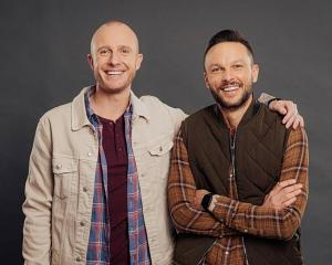 Jono Pryor and Ben Boyce return to our TV screens later this year in Jono & Ben: Good Sports....