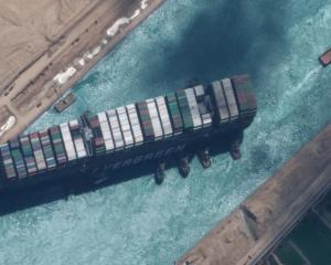 International supply chains were thrown into disarray when the Ever Given ran aground in the Suez...