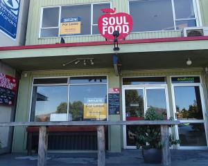 The impact of Covid-19 has been too much for the owners of organic store and cafe Soulfood in...