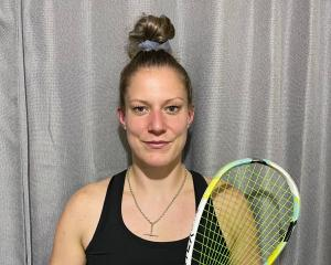 Alana Kairaoi is lining up in this weekend's Otago Open.PHOTO: SUPPLIED