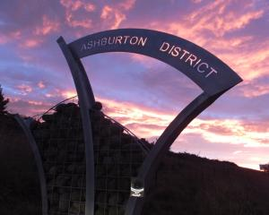 Ashburton District councillors have unanimously voted to ditch the tired tagline. Photo: ODT file