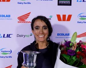 Ashburton dairy farm manager Maria Alvarez, named 2021 Canterbury-North Otago dairy manager of...