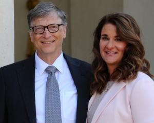 Bill and Melinda Gates. Photo: Getty Images