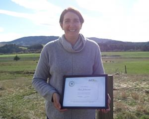 Keri Johnston completed the Escalator leadership programme through the Agri-Women's Development...