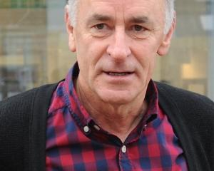 David Charteris (66) was found guilty of eight sex charges at trial in 2019. Photo: ODT files