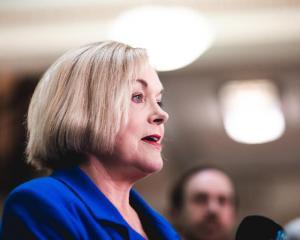 Judith Collins. Photo: RNZ