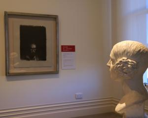 Untitled (Portrait Bust), by Dorothy Jones