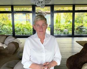 Ellen DeGeneres. Photo: Getty Images