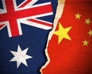 Diplomatic relations between Australia and China are heavily strained. Image: Getty
