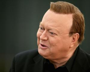 Bert Newton in 2007. Photo: Getty