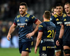 The Highlanders beat the Reds 40-19 at Forsyth Barr Stadium last night, winning the first game of...