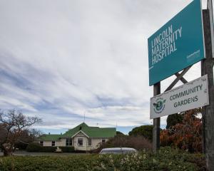 Lincoln Maternity Hospital. Photo: Geoff Sloan