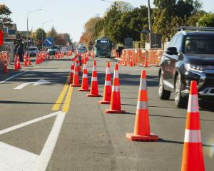 Students and residents have been reminded about the repercussions of removing traffic management...