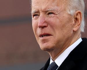 US President Joe Biden. File photo