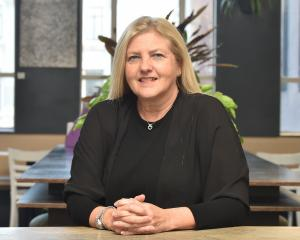The a2 Milk Company deputy chairwoman Julia Hoare was in Dunedin this week speaking to the Otago...