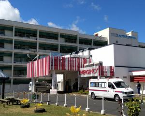 Lautoka Hospital. Photo: Supplied/Fiji MOH