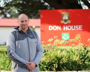 Waitaki Boys' High School director of boarding Scott Mayhew started his new role this week,...