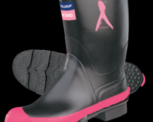 The classic Red Band gumboot has been altered for the first time since it was released in 1958....