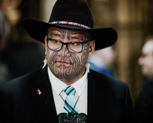 Māori Party co-leader Rawiri Waititi. Photo: RNZ