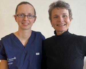 Dunedin lifestyle medicine physicians Dr Liz Williams (left) and Dr Zuzana Wheeler are calling...