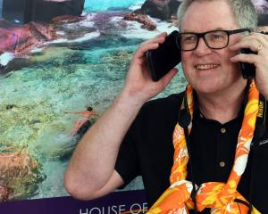 Tony Boomer, of House of Travel, has had his busiest day since the outbreak of Covid  following...