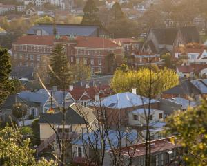 There were three burglaries and one theft in the University of Otago area at the weekend. Photo:...
