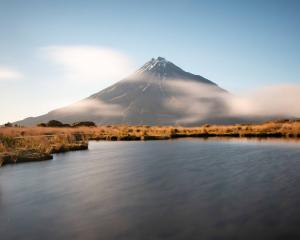 Mt Taranaki. Photo: File