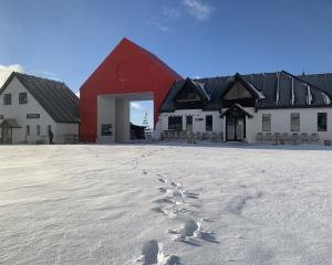 The first significant snowfall of the 2021 season at Cardrona. Photo: Cardrona Alpine Resorts