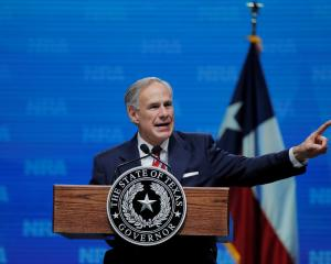 """Governor Greg Abbott touted the law as part of a package that he said turns Texas into a """"Second..."""