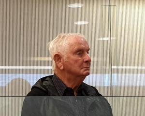 Arthur Allan Thomas in court Photo: RNZ