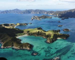 With more than 150 islands, the Bay of Islands area offers many yachting, fishing, kayaking,...