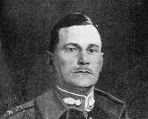 Bernard Freyberg. — Otago Witness, 3.5.1921.