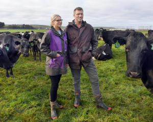 Five Forks farmers Rob and Sylvia Borst say there are some positives to have come out of their...