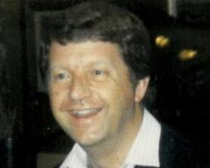 Chris Bush was shot dead at his pub in October 1987. Photo: NZ Police
