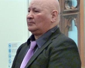 Dean Martin has 32 driving convictions to his name and is banned until August next year. PHOTO:...