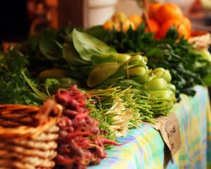 Masterton is home to Wairarapa's best farmers market. Photo: Getty Image.